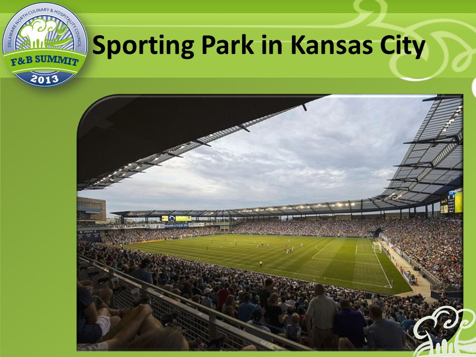 Sporting Park in Kansas City 12