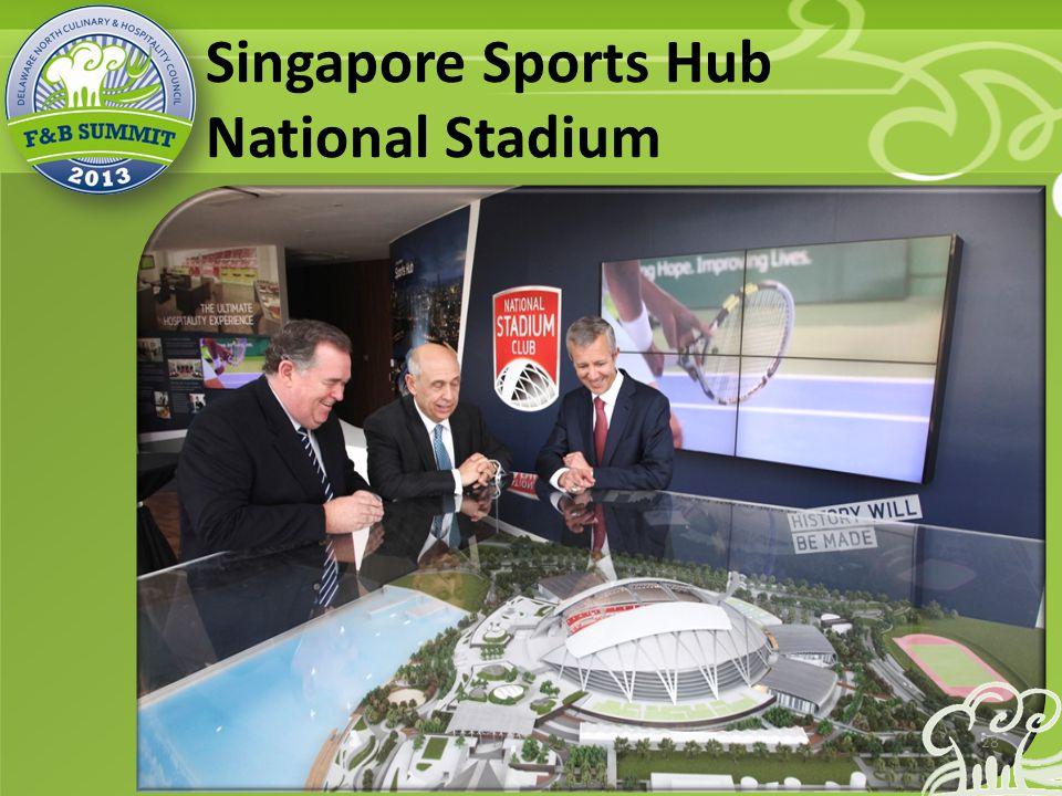 Singapore Sports Hub National Stadium 28