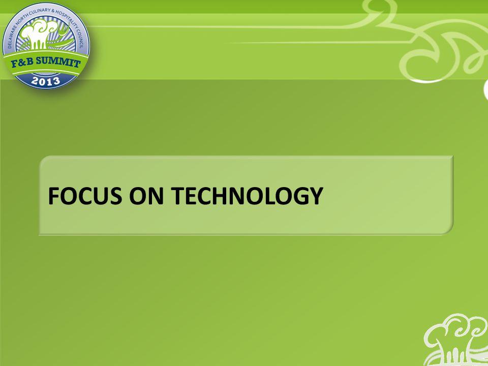 FOCUS ON TECHNOLOGY