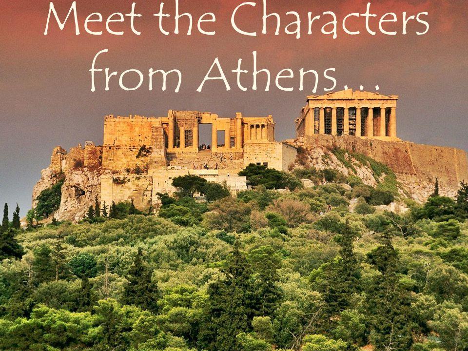Theseus The heroic duke of Athens, engaged to Hippolyta.