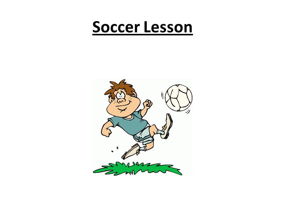 Soccer Lesson