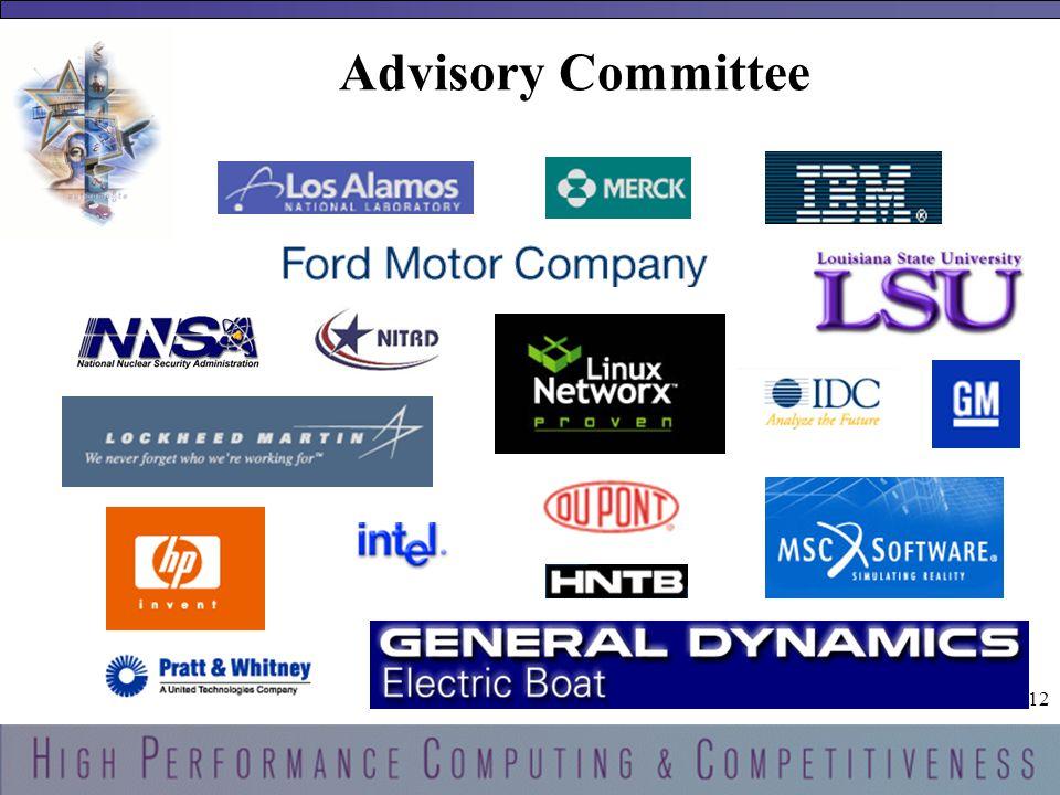 12 Advisory Committee