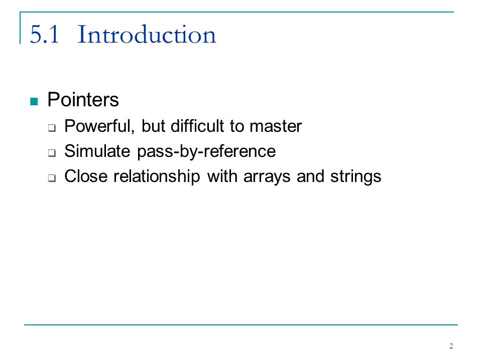 13 5.8Relationship Between Pointers and Arrays Arrays and pointers closely related  Array name like constant pointer  Pointers can do array subscripting operations Accessing array elements with pointers  Element b[ n ] can be accessed by *( bPtr + n ) Called pointer/offset notation  Addresses &b[ 3 ] same as bPtr + 3  Array name can be treated as pointer b[ 3 ] same as *( b + 3 )  Pointers can be subscripted (pointer/subscript notation) bPtr[ 3 ] same as b[ 3 ]