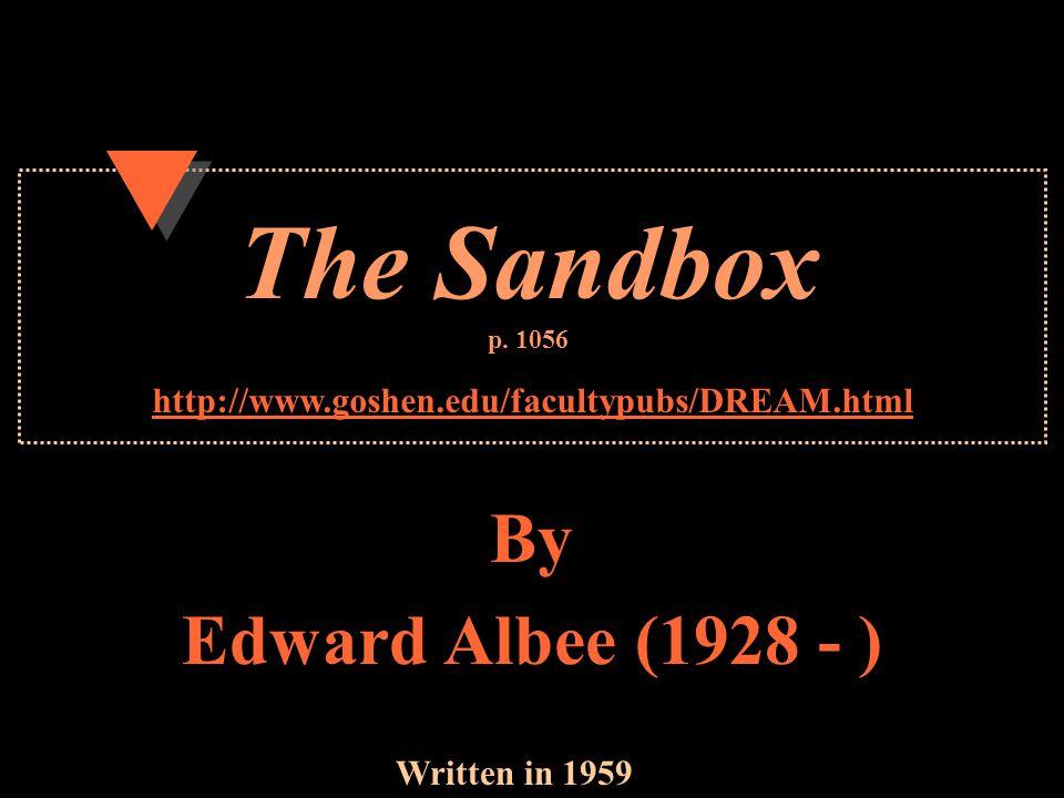 The Sandbox p.