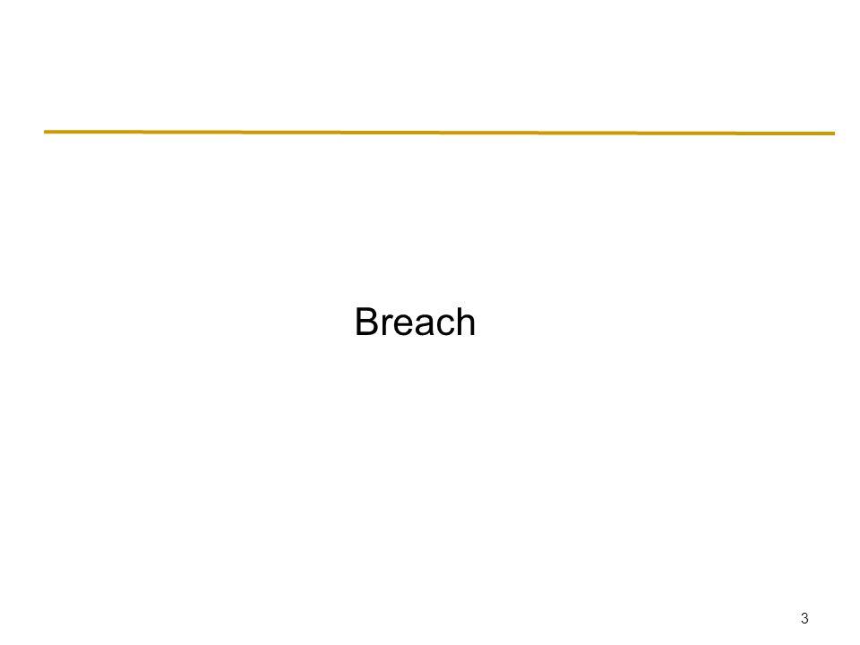 3 Breach
