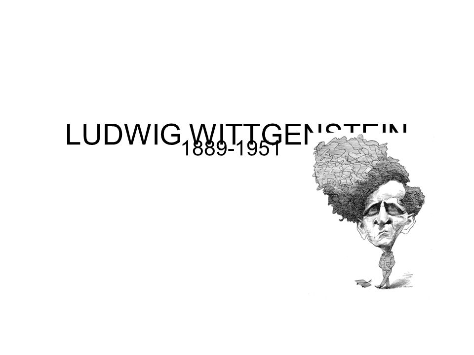 Early on in his philosophical career Witt put forward a picture theory of meaning'.
