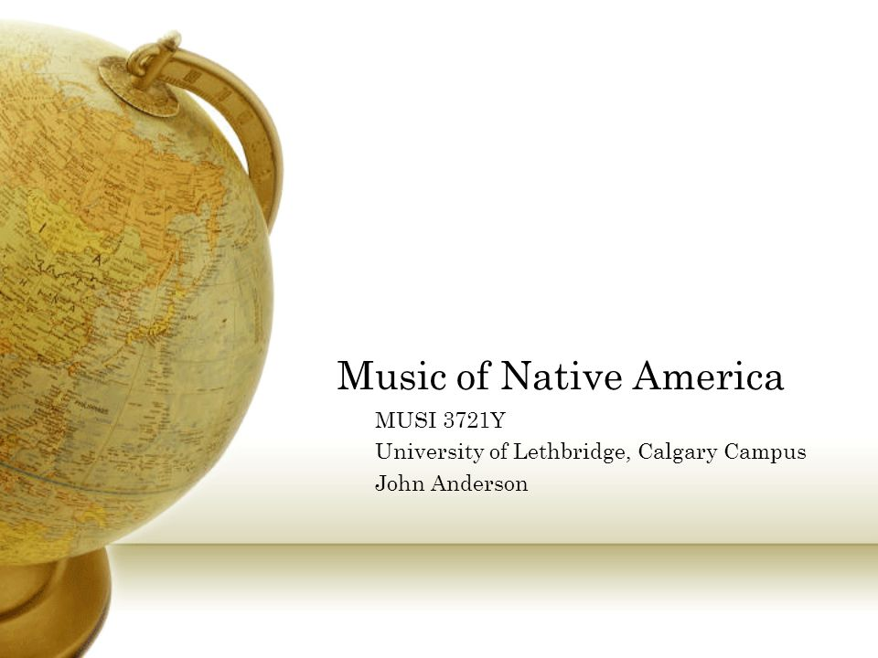 Musical Areas Localized Native American (American Indian) music is classified by stylistic features characterizing geographical areas The culture area concept, developed and used by American anthropologists in the early 20 th century, was first and most successfully applied to the mapping of Native American cultures