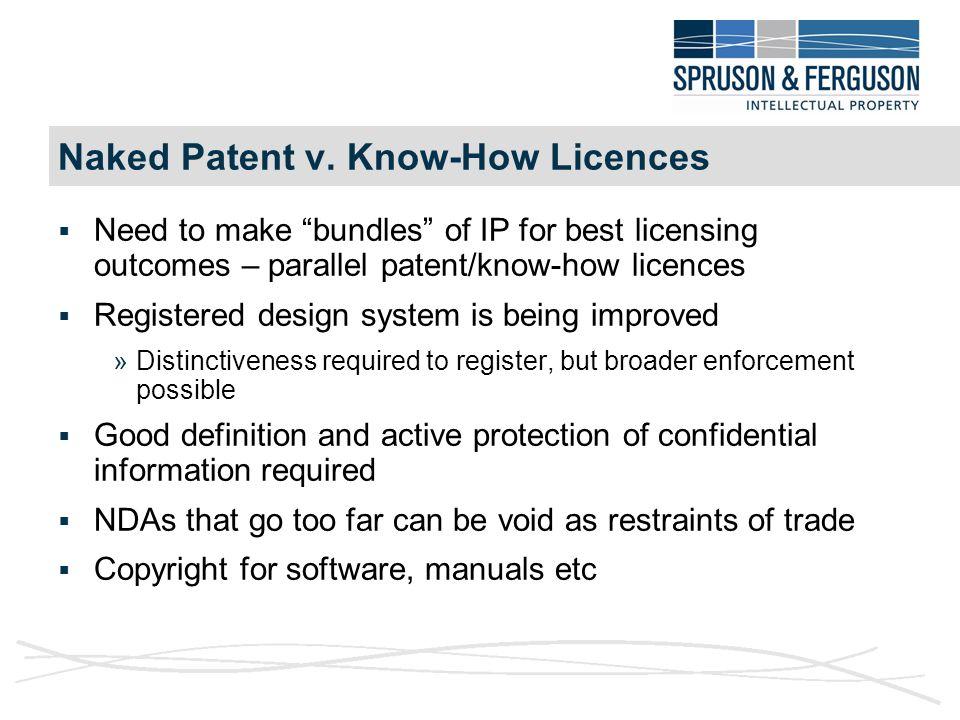 Naked Patent v.