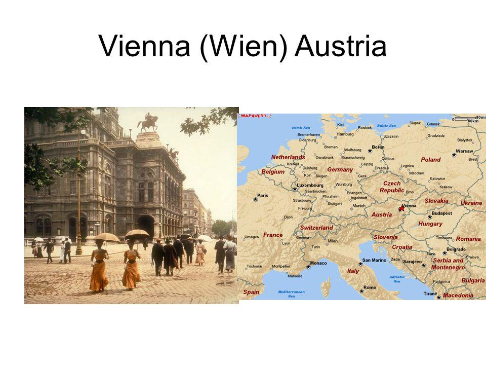 Vienna (Wien) Austria