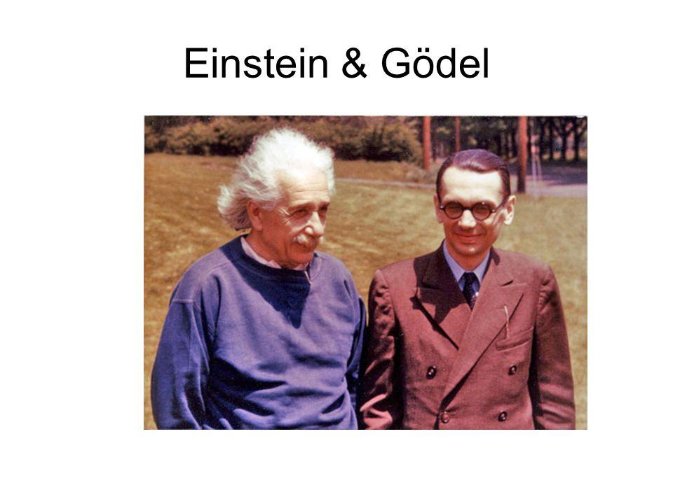 Einstein & Gödel
