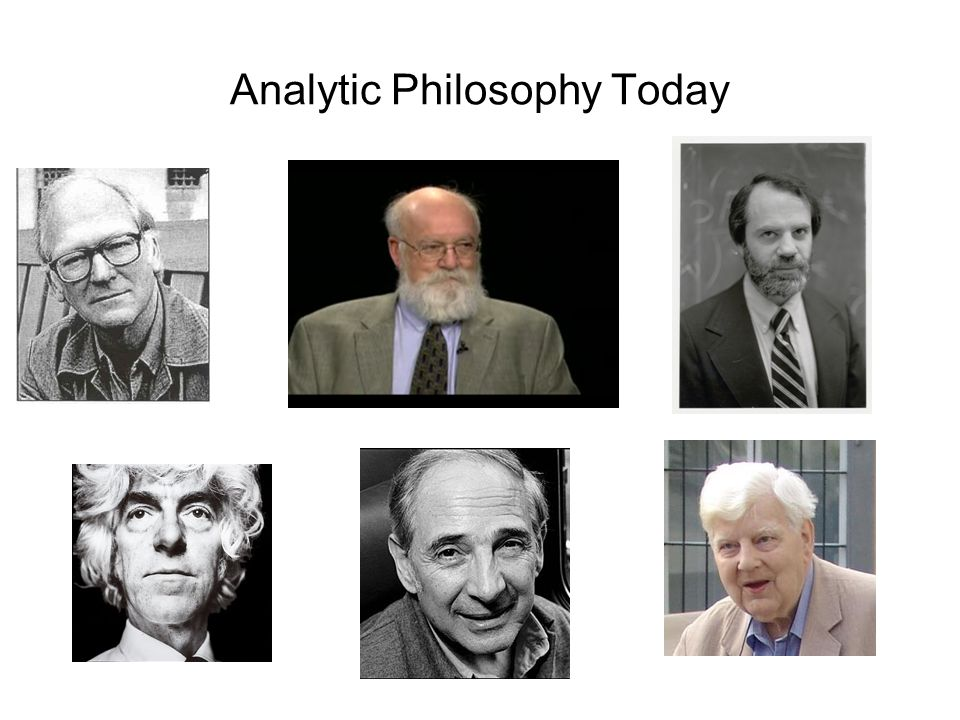 Analytic Philosophy Today