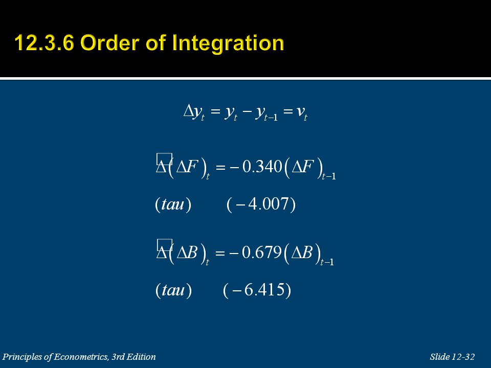  A regression of a unit root process on another(s) makes sense ONLY if they  are cointegrated i.e.