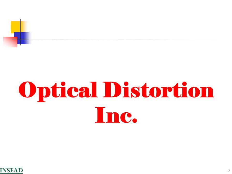 5 Optical Distortion Inc.