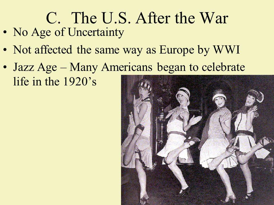 C.The U.S.