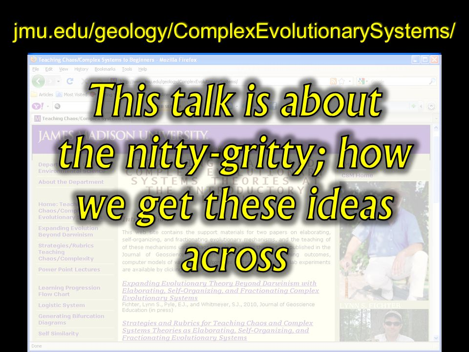   Complex systems theory studies how systems with many agents that are already at high energy/information dissipation interact and behave.