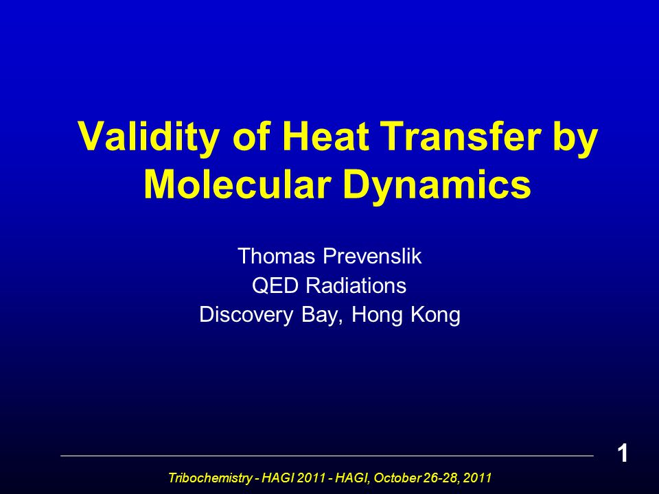 Molecular Dynamics (MD) is commonly used to simulate heat transfer at the nanoscale in the belief: Atomistic response using L-J potentials (ab initio) is more accurate than macroscopic finite element (FE) programs, e.g., ANSYS, COMSOL, etc.