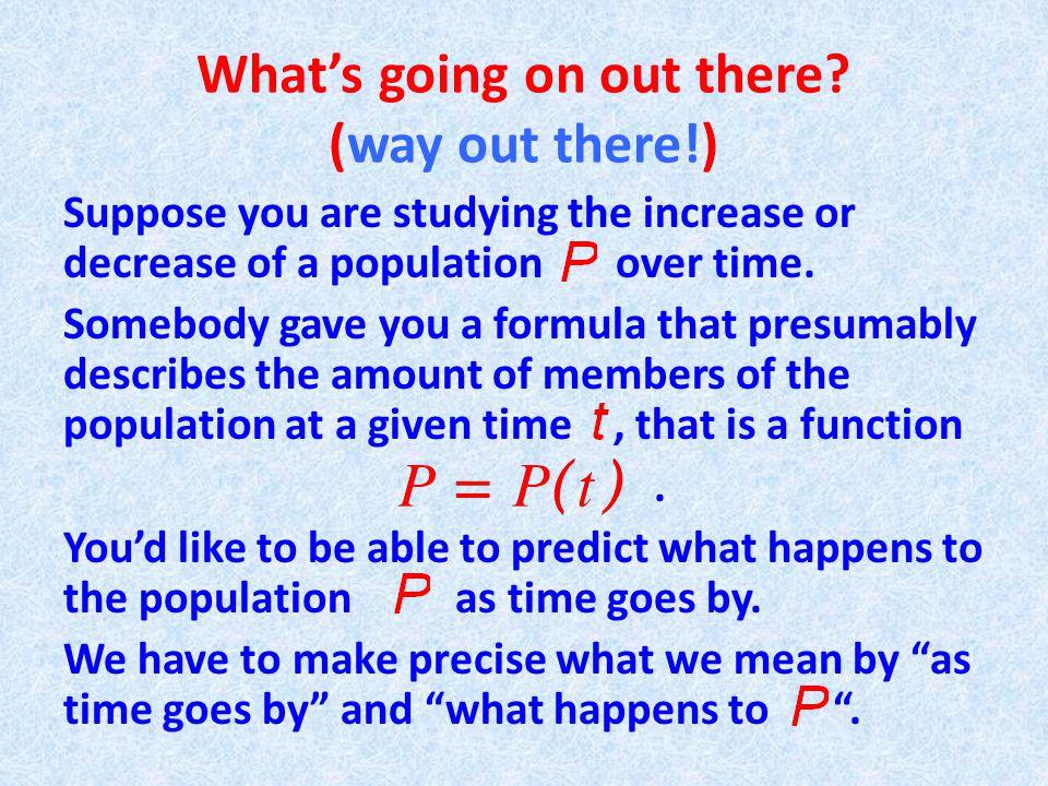 The doomed population: