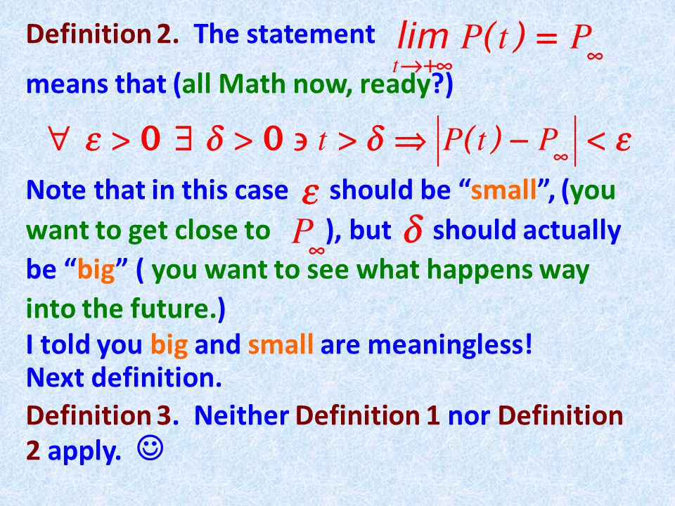 Theorem.Let Then Proof. The proof uses our old friend, the Agreement Theorem.