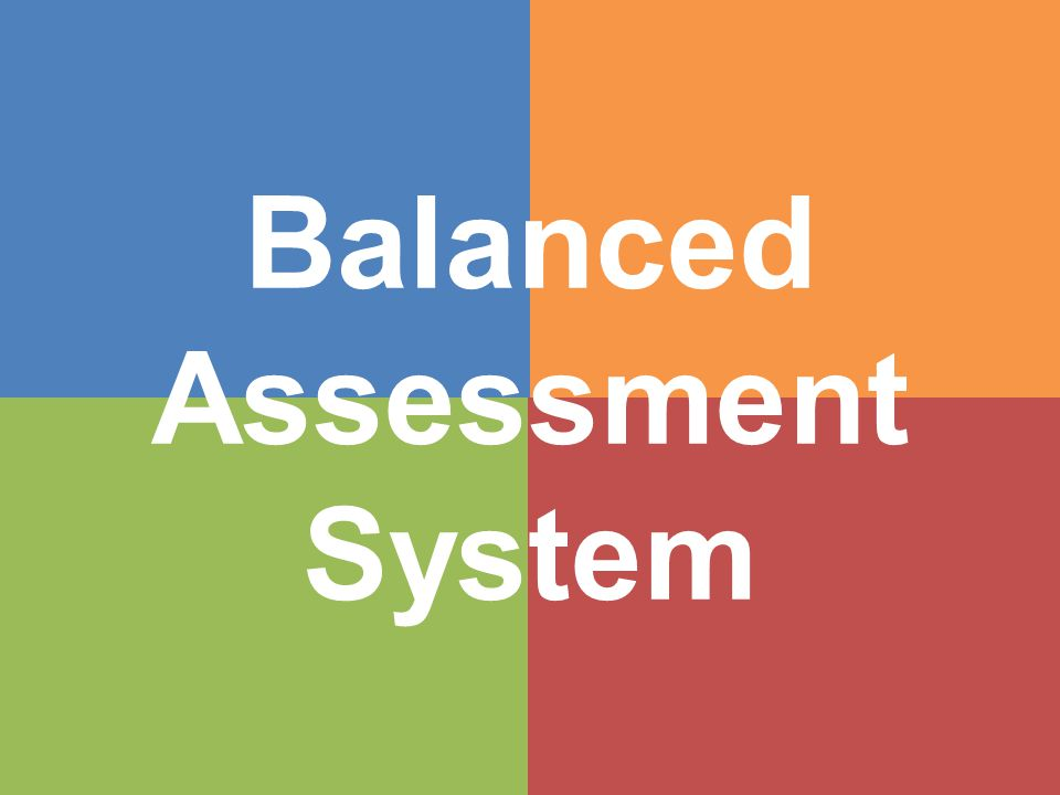 SeptemberJune SLO Baseline SLO Summative Common Formative Interim Assessment UNIT