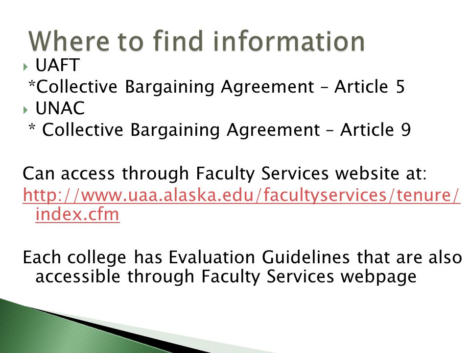  Extended campus director (if there is one)  Department chair/Director  College peer-review committee  Dean  University-wide faculty Evaluation Committee  Provost  Chancellor