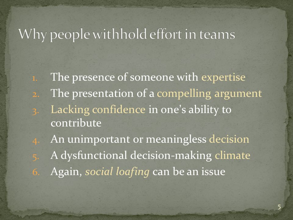 16 ConflictConflict Interpersonal Skills Decision Making and Problem Solving Technical Training Training for Team Leaders