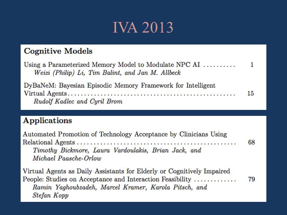 IVA 2013