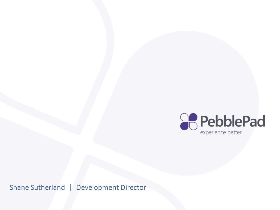 The development of PebblePad 3