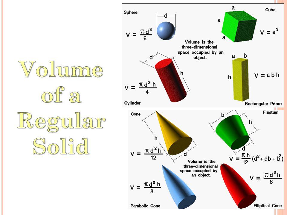 D ENSITY Density = mass = g volumemL or cm 3 Density water = 1.0 g/mL