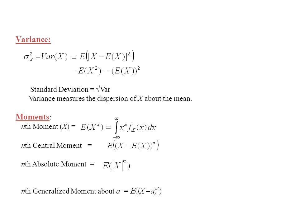 Markov Inequality Proof:
