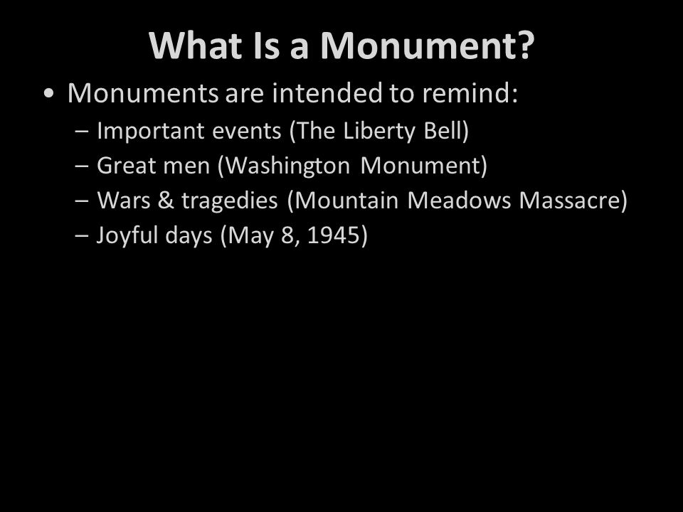God's Monuments The First Day of the Week The Transformation of the Twelve Water Baptism The Church of Christ The Lord's Supper