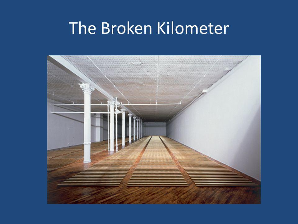 The Broken Kilometer