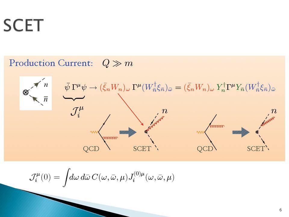 TMDPDF Drell-Yan at low Pt [Becher,Neubert] Higgs production at low Pt [Mantry,Petriello] Beam functions [Jouttenus,Stewart, Tackmann,Waalewijn] Heavy Ion physics – Jet Broadening [Ovanesyan,Vitev ] …