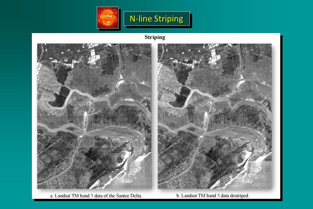 N-line Striping