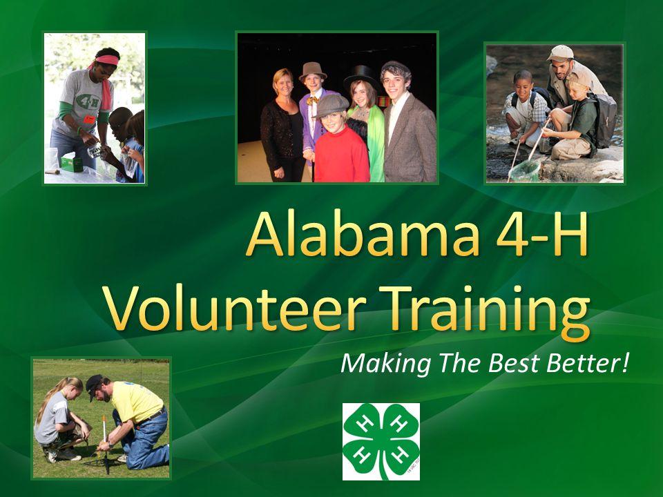 Risk Management Nancy Alexander Extension Specialist - Volunteerism 4-H Youth Development