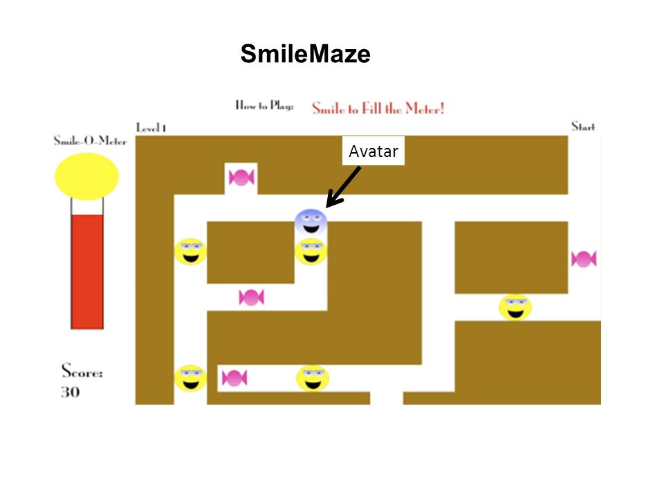 SmileMaze Avatar