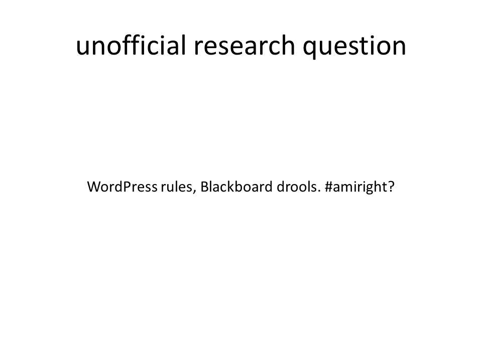 Figure 4.6 – Online discussion activity in Blackboard