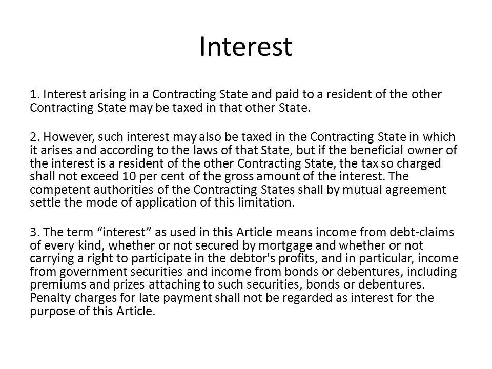 Interest 1.