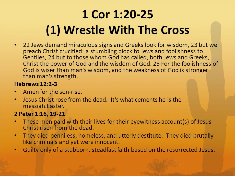 Acts 2:30-6, Acts 4:8-10 They were not even in Jerusalem when Jesus was crucified.