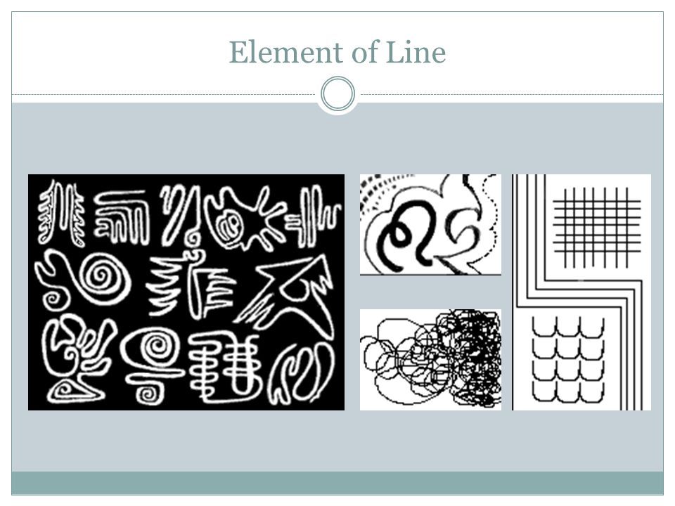 Element of Line