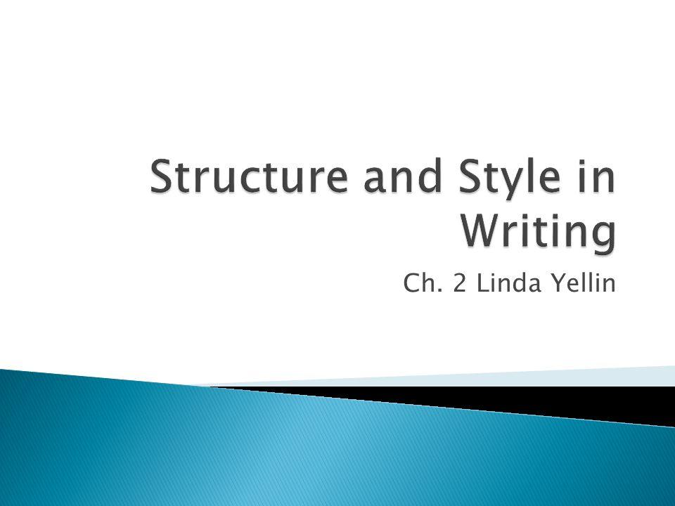 Ch. 2 Linda Yellin