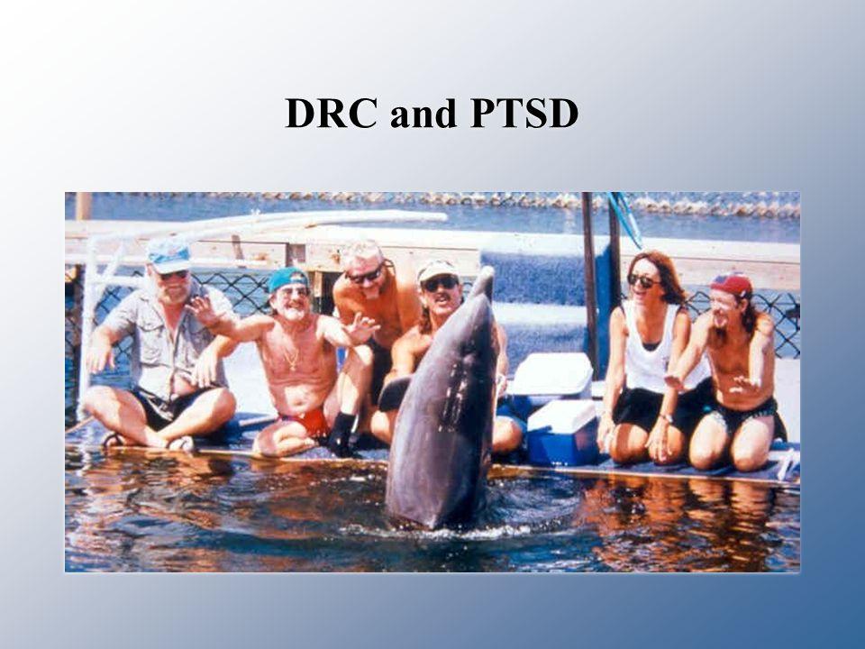 DRC and PTSD