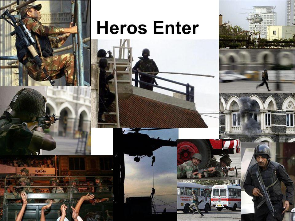 Heros Enter