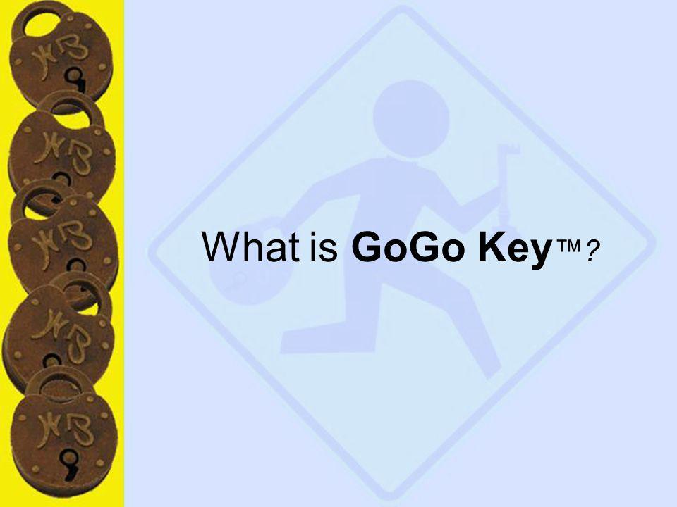 3 What is GoGo Key ™