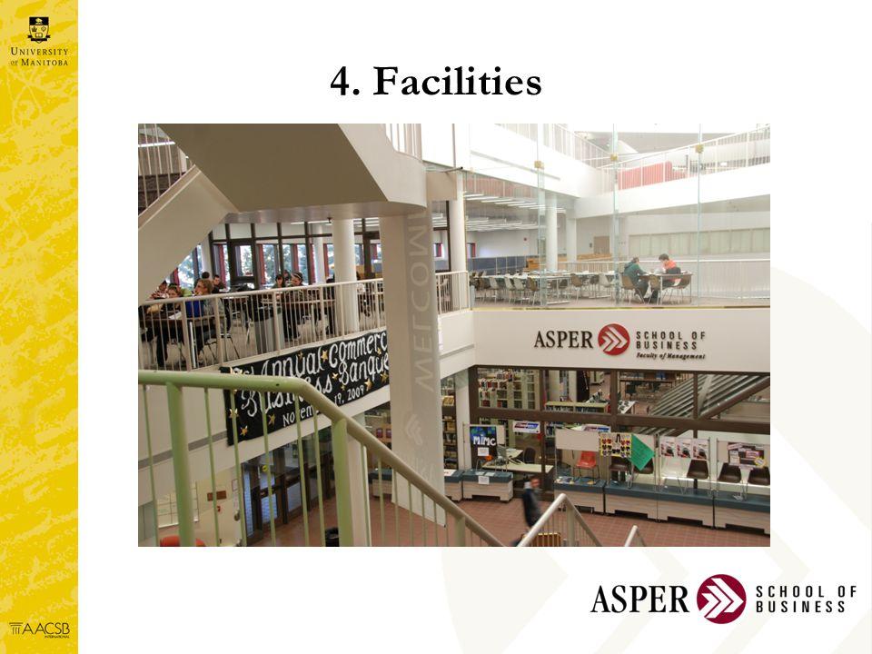 4. Facilities