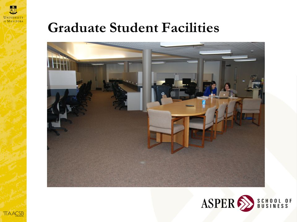 Graduate Student Facilities
