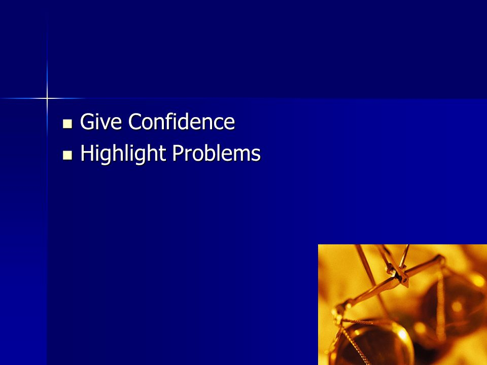 Highlight Problems Highlight Problems