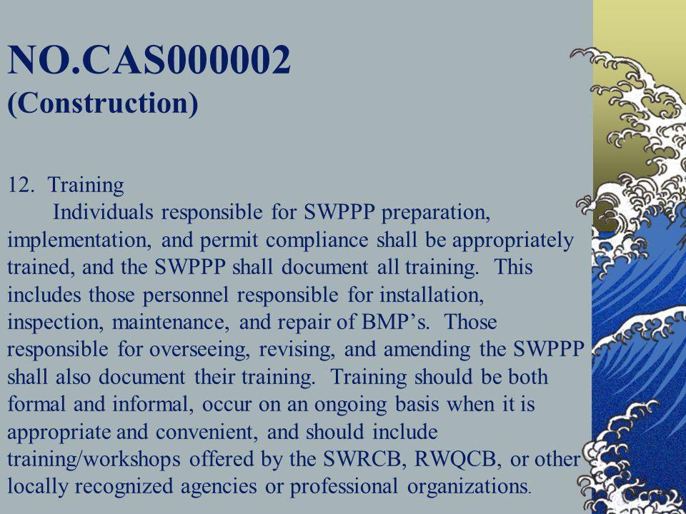 NO.CAS000001 (Industrial Activities) v.