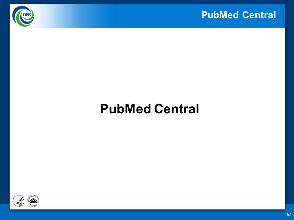 67 PubMed Central