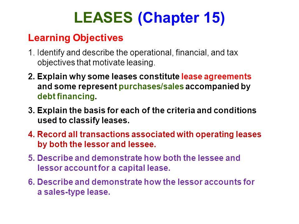 Capital Leases – Lessee Inception Of Lease (January 1, 2011) San Serif Publishers, Inc.