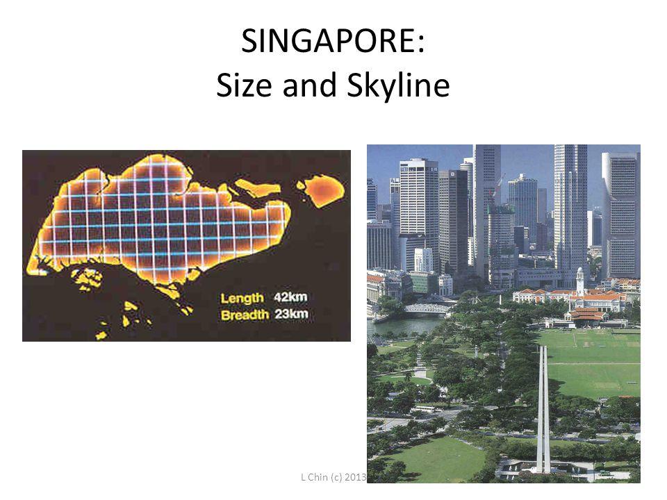 L Chin (c) 2012 New skyline of Singapore